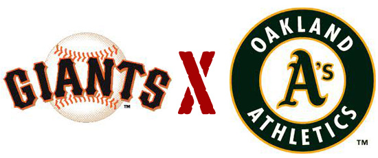 sf giants vs. oakland a's