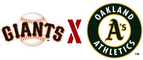 sf giants vs. oakland a's